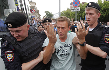 На акции в Москве задержаны более 90 человек