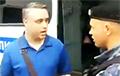 «Амерыканец, свабодны!»: Сілавікі падчас мітынгу ў Маскве не адважылася затрымаць грамадзяніна ЗША
