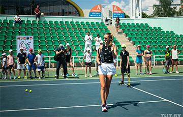 Виктория Азаренко: Моя главная цель — стать первой ракеткой мира
