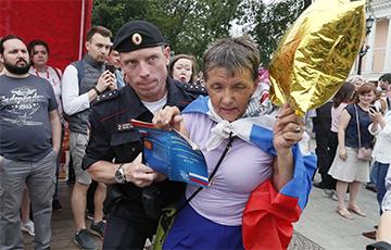 Amnesty International: Мы призываем российские власти немедленно освободить задержанных