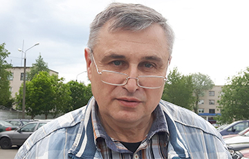 Unknown Cut Brake Hose In Vitsebsk Human Rights Defender's Car