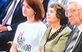 Девушка в футболке с Голуновым в Кремле: У Путина было такое лицо...