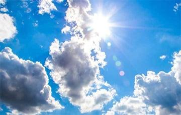 Скандинавия «передала» Беларуси температурный привет