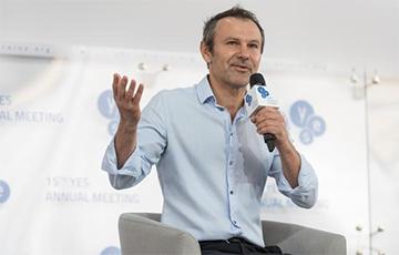 Вакарчук избран главой партии «Голос»