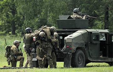В Польше начались самые масштабные в этом году военные учения