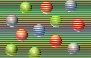 Новая оптическая иллюзия удивила соцсети
