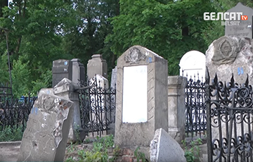Activists Achieved Security Status For Jewish Cemetery In Mahiliou