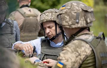 Минобороны Украины говорит, что Зеленский не уклонялся от мобилизации