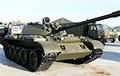 Відэафакт: Паляк ездзіў на танку Т-55 па начным горадзе