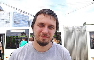 «Білі і душылі»: анархіст Францкевіч пра тое, як яго дэпартавалі з Украіны