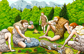 Leanid Zaika: We Observe The Economy of The Neanderthals