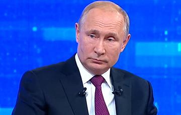 Путин упомянул о «единой валюте и парламенте», отвечая на вопрос о Беларуси