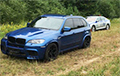 Видеофакт: ГАИ преследовала BMW на скорости 250 км/ч по трассе Минск - Витебск