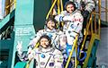 Корабль «Союз МС-11» успешно доставил на Землю экипаж МКС