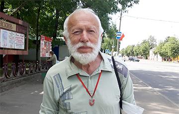Знаменитый витебский активист: События 2020 года – это была генеральная репетиция
