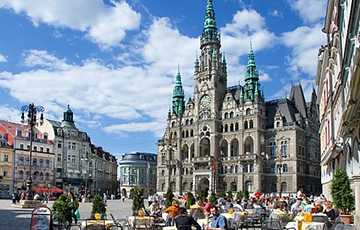 «Жизнь в небольших городах в Чехии кипит, в отличие от наших»