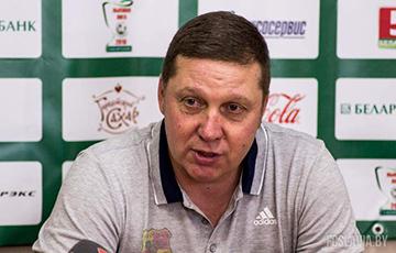 Сергей Яромко возглавил молодежную сборную Беларуси по футболу