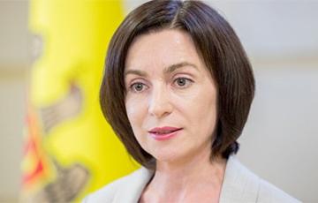 Семь президентов из ЕС предложили поддержку Майе Санду