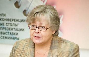 Умерла бывшая вице-премьер БССР Нина Мазай