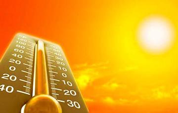 Синоптики предупредили белорусов о наступлении жары