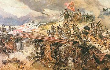 3 июля войска Речи Посполитой освободили Минск от московских оккупантов
