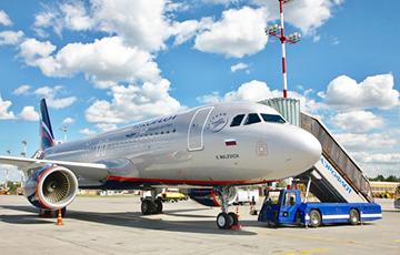 В Шереметьево лайнер «Аэрофлота» из Минска задел другой самолет