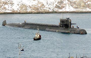 Самая секретная подлодка: что загорелось под водой на Северном флоте РФ?