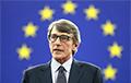Глава Европарламента: Насилие властей Беларуси по отношению к народу заслуживает санкций