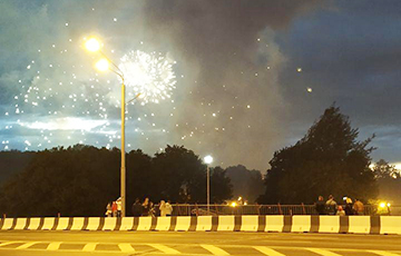 Eye-Witnesses Of Emergency Situation During Fireworks In Minsk: There Was Powerful Blow, Explosive Blast, People Started Running Away