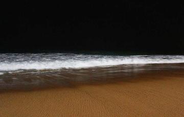 Оптическая иллюзия с ночным пляжем озадачила Сеть