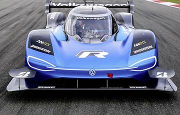 Электракар ад Volkswagen пабіў 20-гадовы рэкорд