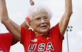 103-гадовая бягуха з ЗША дала тры парады для даўгалецця