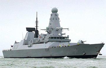 «Критический уровень угрозы»: Британия посылает эсминец в Персидский залив