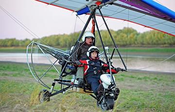 Под Москвой разбились инструкторы, учившие Путина летать со стерхами