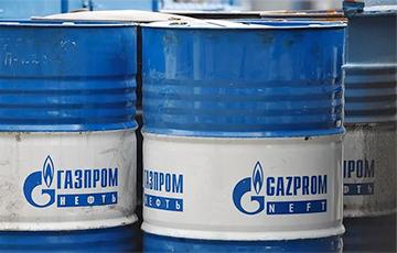 Расейская «Газпрам нафта» сутыкнулася з праблемамі ў Казахстане