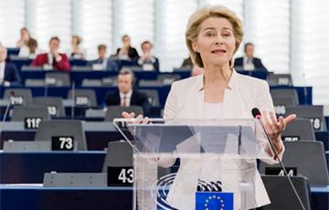 Урсула фон дер Ляйен: Хочу двигать Европу вперед