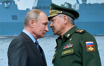 Горелый «Лошарик»: что пытаются скрыть Путин и Шойгу