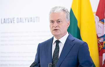 Lithuanian President: Our Duty Is To Ensure Peoples Of Ukraine, Belarus Enjoy Fruits Of Freedom And Independence