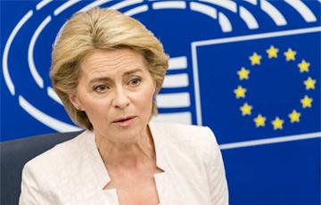 Глава Еврокомиссии призвала ввести санкции против белорусских властей