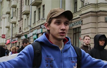 """Dzmitry Palienka Charged With """"Insulting Official"""""""