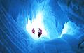 У Антарктыдзе навукоўцы знайшлі гіганцкія пячоры з невядомымі жывёламі