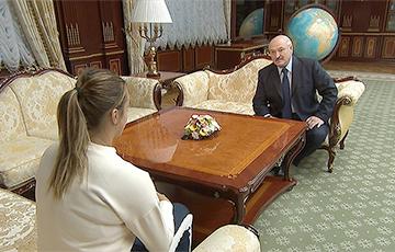 Арина Соболенко: Александр Лукашенко — член моей команды