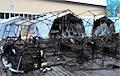 В России сгорел детский палаточный лагерь на 190 человек