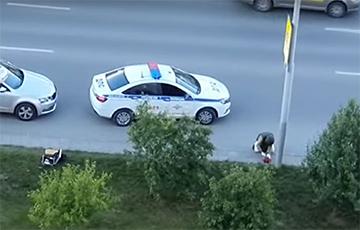 В России установили «бомбу» на пути кортежа Путина