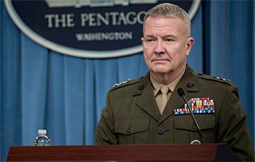 Генерал Маккензи: США сбили два иранских беспилотника