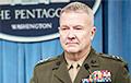 Генерал Макензі: Злучаныя Штаты Амерыкі збілі два іранскія беспілотнікі