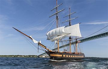 На дне Балтийского моря нашли старинный корабль