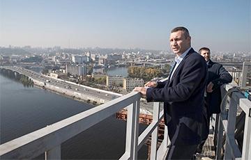 В Кабмин Украины направлено представление об увольнении Кличко