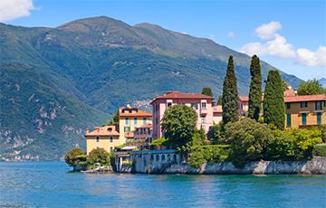 Фотофакт: Как выглядит самое красивое озеро в мире