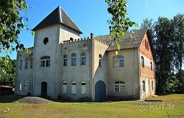 Под Минском за $300 тысяч продают дом из усадьбы Чапского
